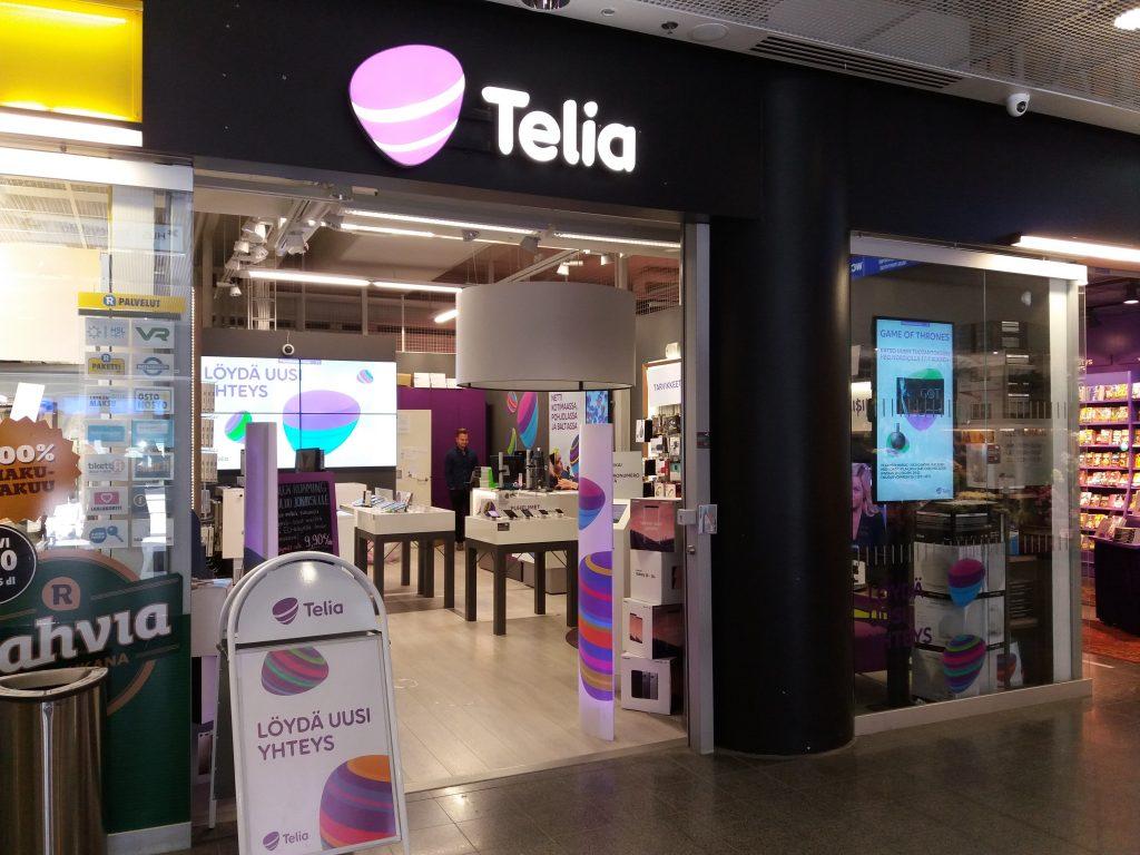 Millainen on Telecom Finlandin tytäryhtiö Sonera SmartTrust?