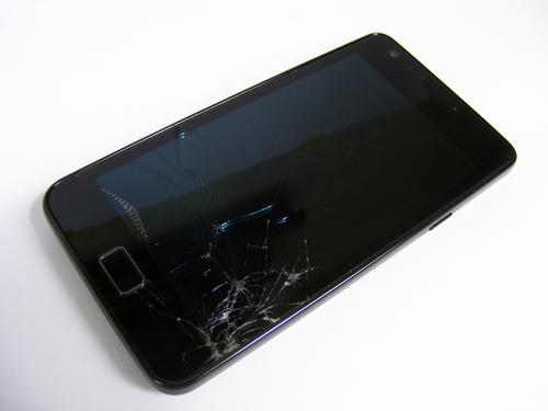 Älypuhelimen korjaaminen kotona